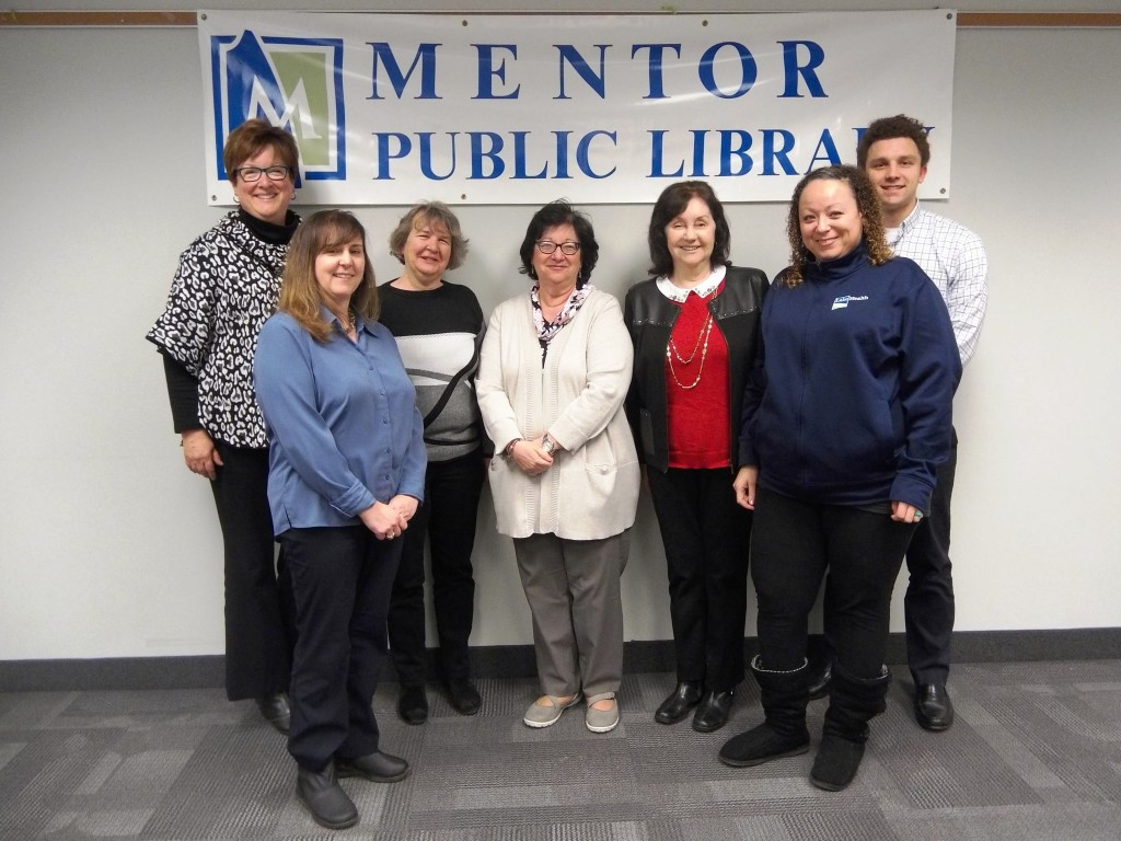 Mentor Public Library's Board of Trustees
