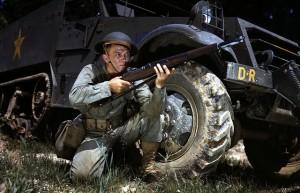 WW 2 Soldier