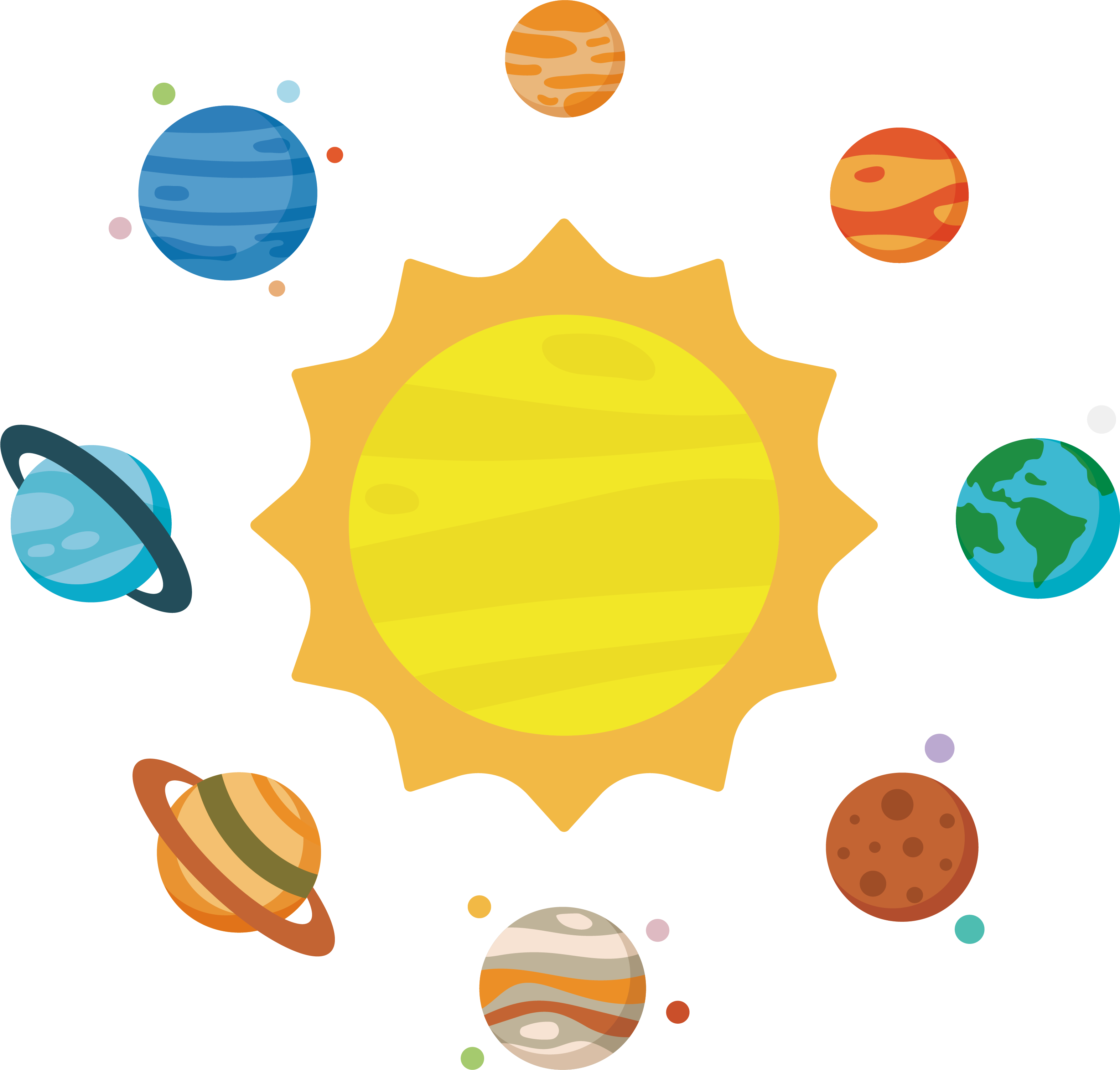solar system clipart - photo #10