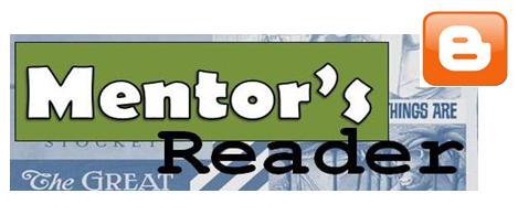 Mentors Reader Logo