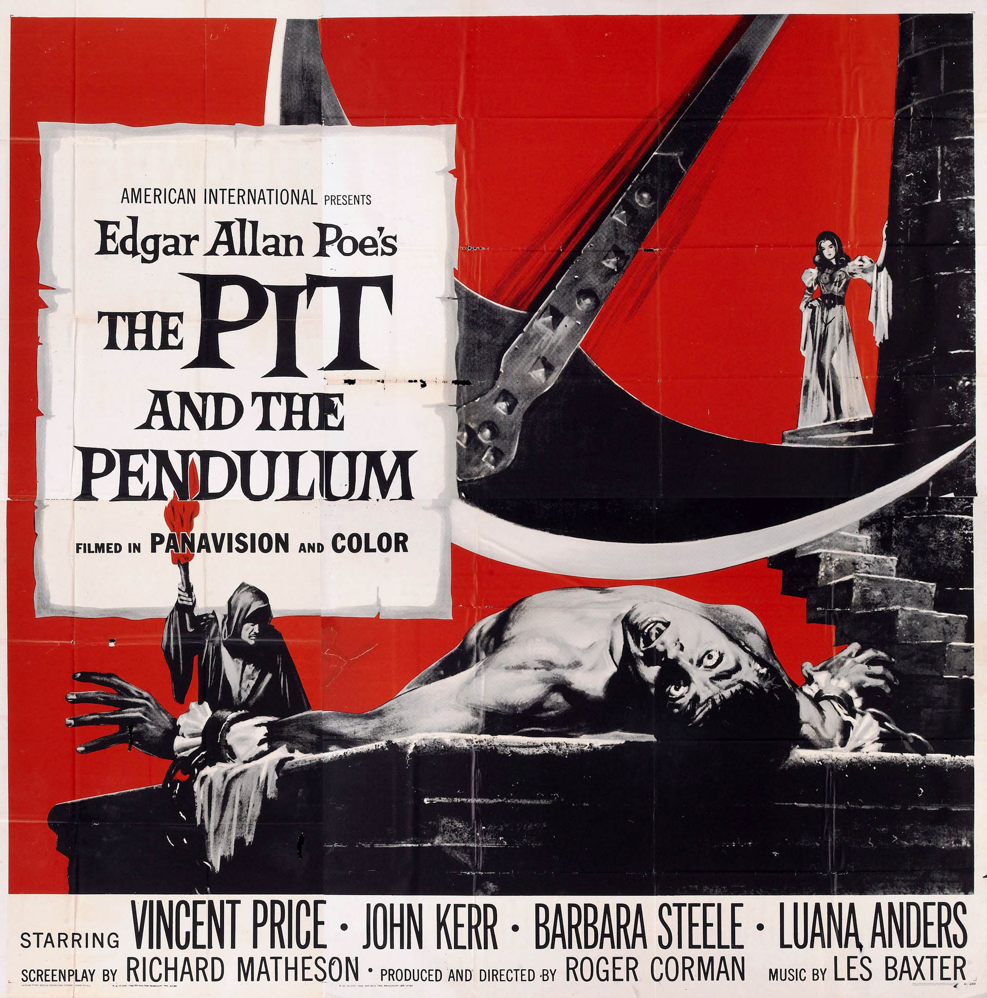 The Pit and Pendulum