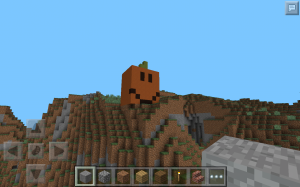 Tyler Coad and Aiden Unk Pumpkin