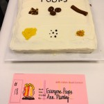 "It takes a brave person to eat an ""Everybody Poops"" cake."