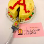 "This cake is still a more faithful depiction of ""The Scarlet Letter"" than that movie with Demi Moore."