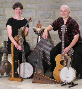 Linda Littleton and Karen Hirshon, also known as the folk duo Simple Gifts, will perform a free concert this Wednesday at MPL's Read House.