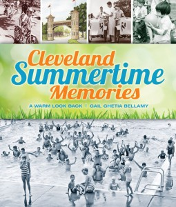 Gail Ghetia Bellamy—the author of the Cleveland Nostalgia series—will talk about the city's past this Monday at Mentor Library's Main Branch.