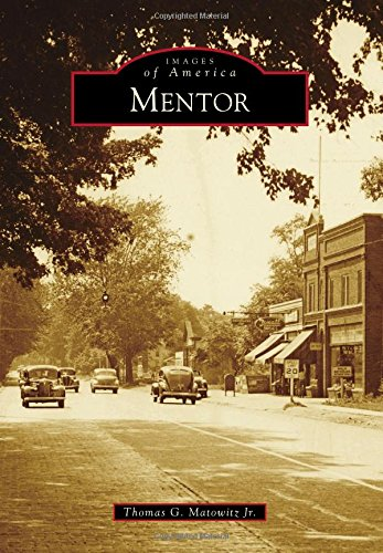 Thomas Matowitz will talk about the history of Mentor and his new book about the city on Wednesday, Jan. 13, at Mentor Public Library's Main Branch.