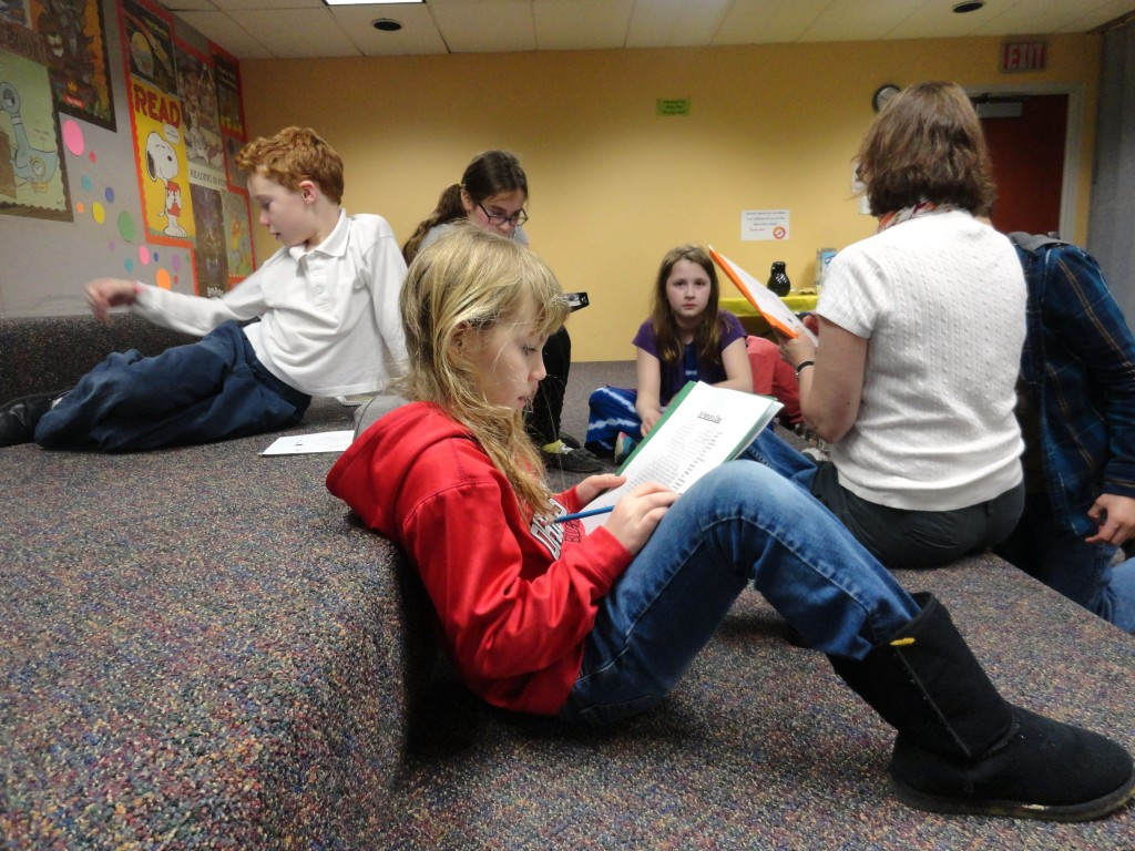 Both Wordplay and Write On are fun, supportive places for young writers to hone their craft.