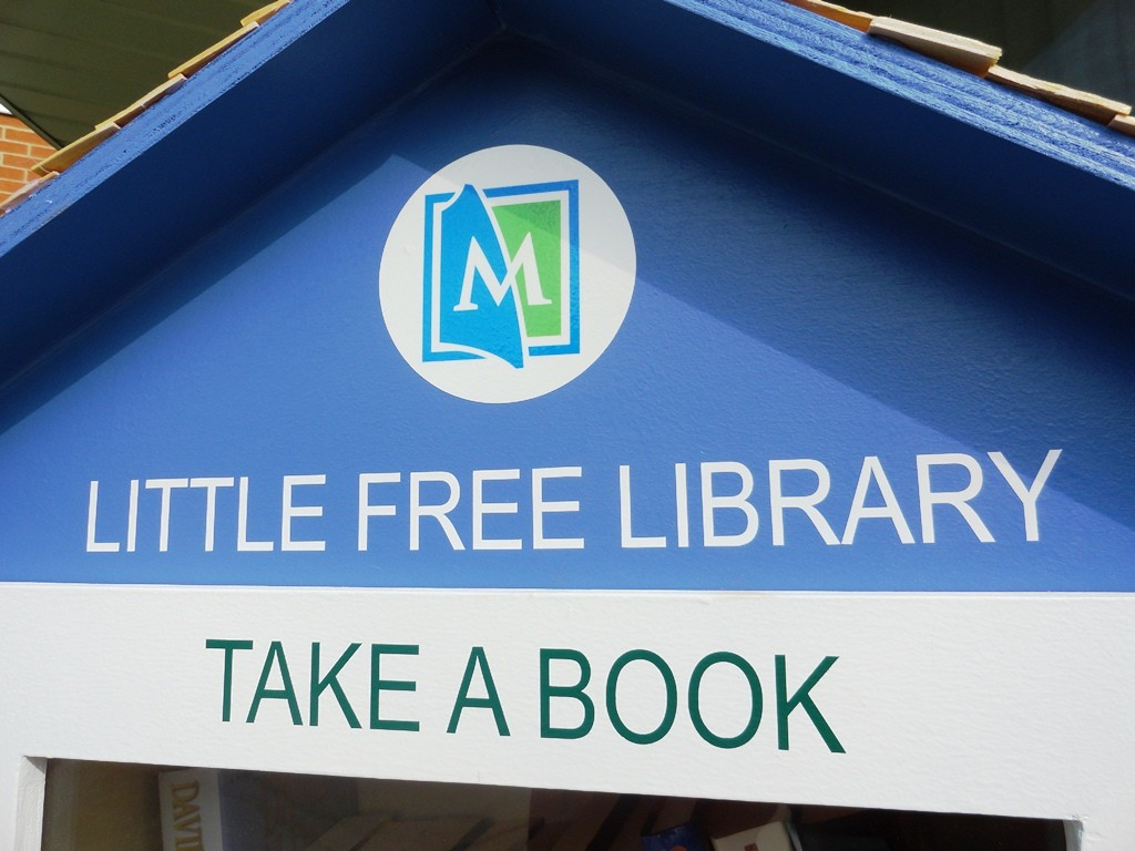 Find your new favorite book in the Little Free Libraries all around Mentor and Mentor-on-the-Lake.