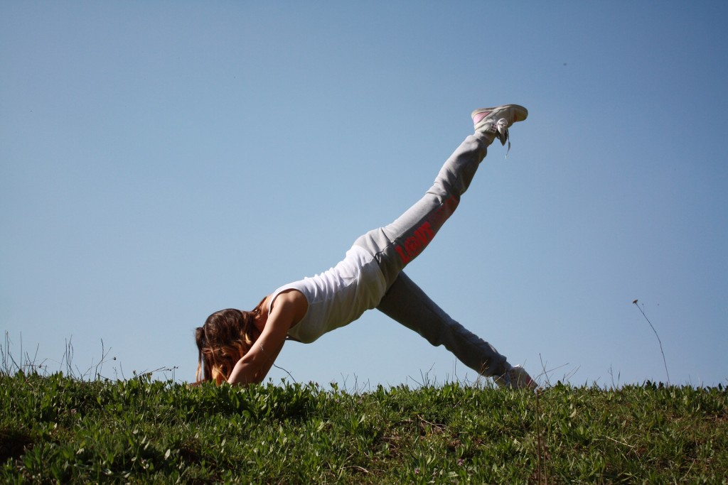 We're hosting a free yoga session for teens on Tuesday, June 14, at our Main Branch.