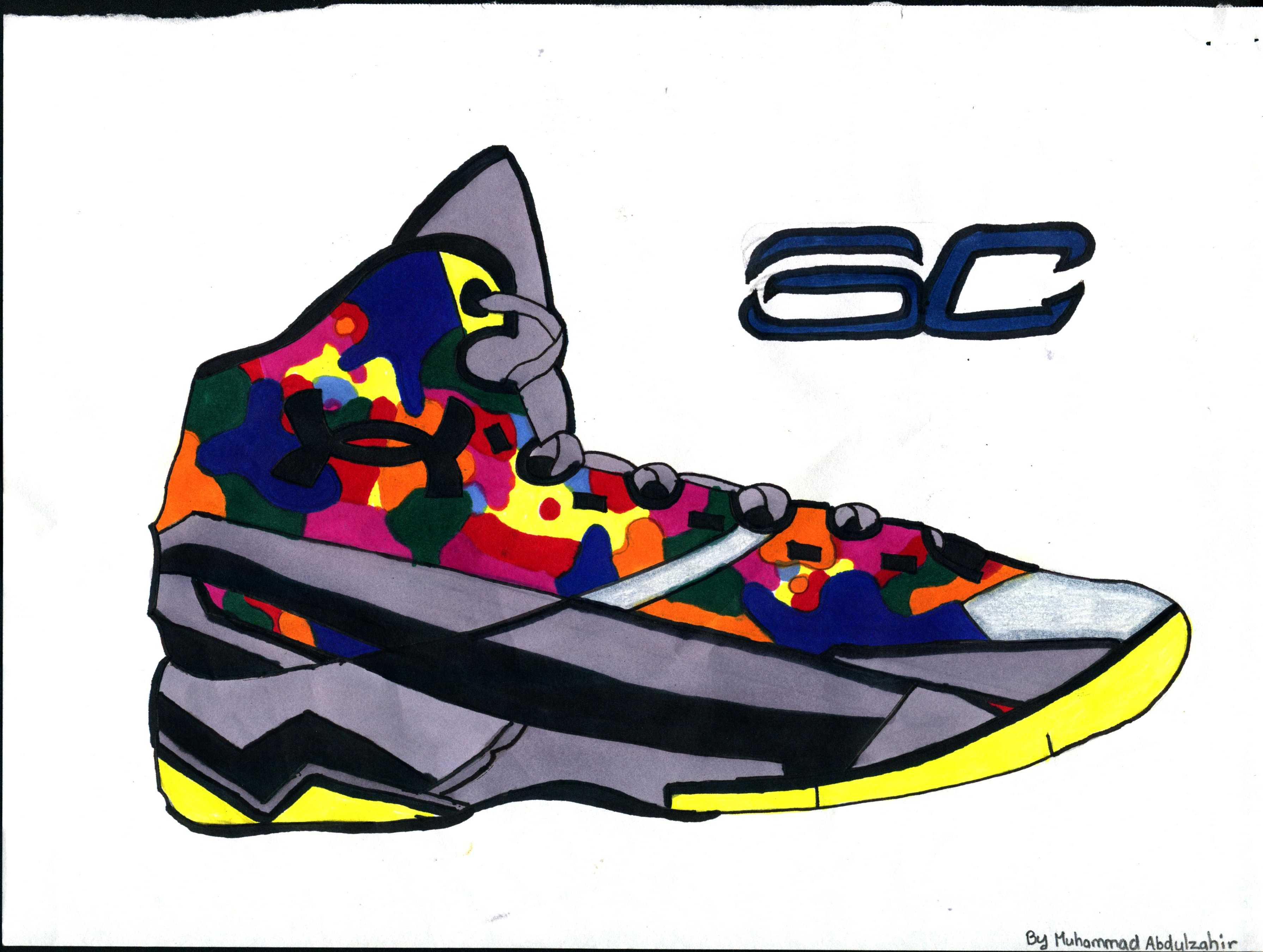 Finalist: Stephen Curry Shoe