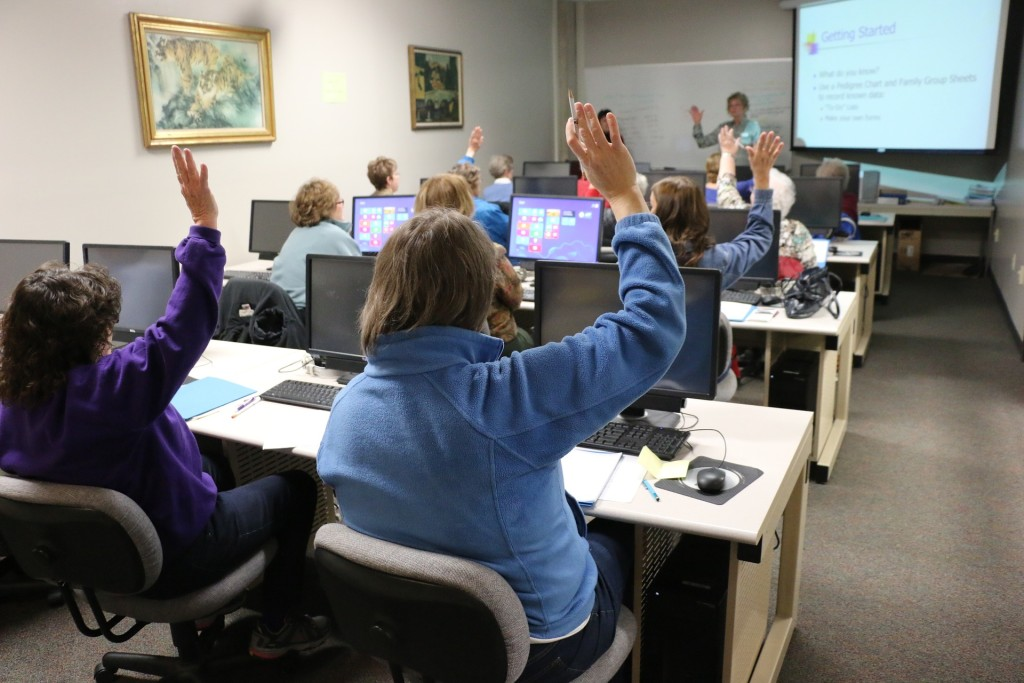 Mentor Public Library is hosting more than a dozen free computer classes this month.
