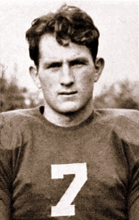 Hall-of-Fame quarterback Bob Waterfield led the Cleveland Rams to the 1945 NFL Championship.