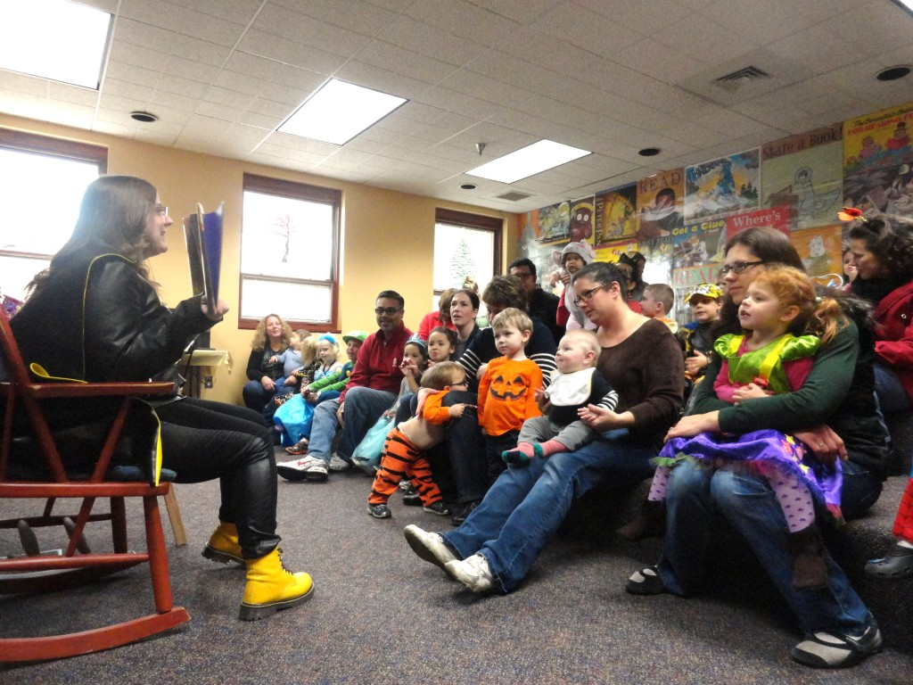 Catch all the free Halloween programs and story times at Mentor Public Library!