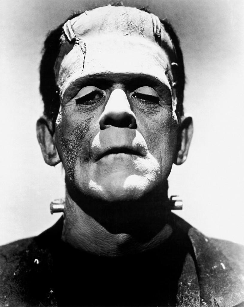"Stream Boris Karloff's classic ""Bride of Frankenstein"" for free right now."