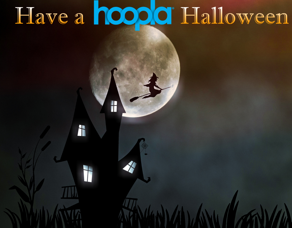 Borrow scary movies, audiobooks, and ebooks whenever you want for free with Hoopla Digital and your Mentor Public Library card.