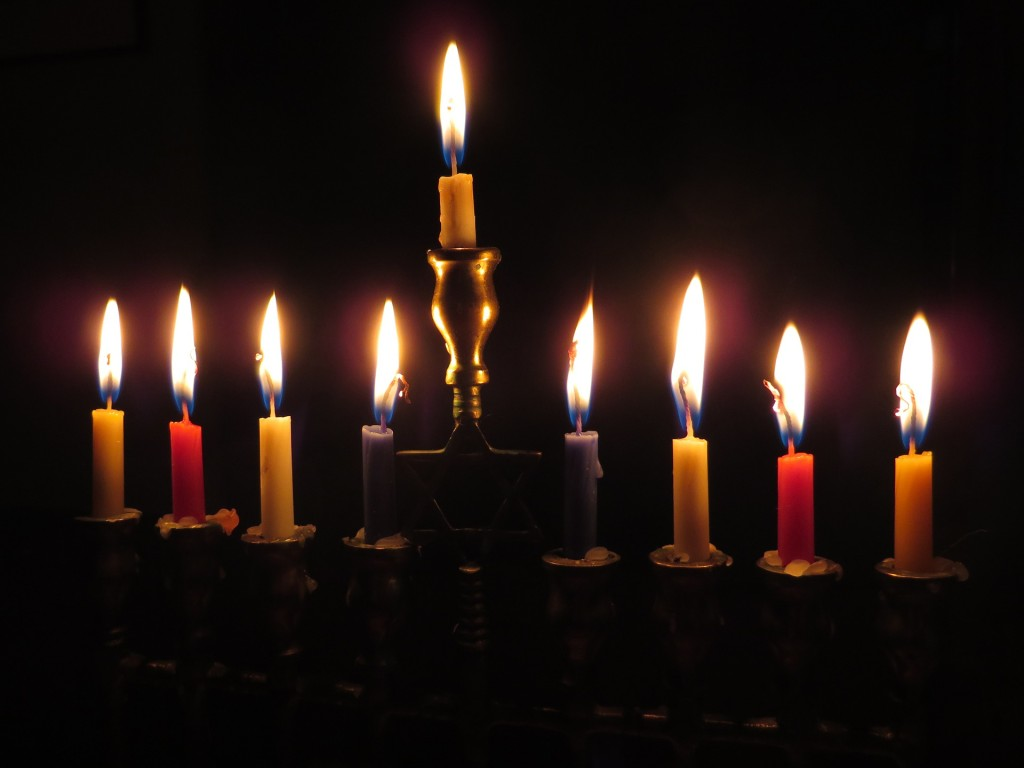 Teach your children about Hanukkah with these picture books.