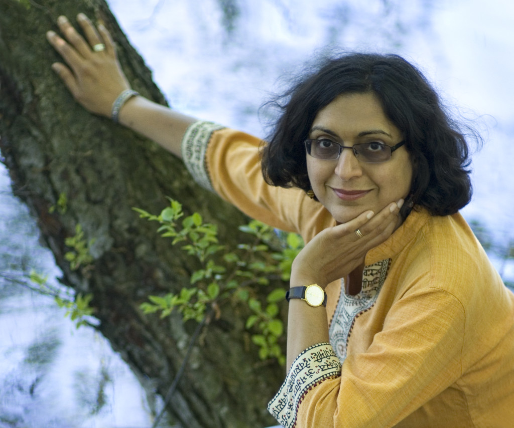 Author Thrity Umrigar will discuss her new books,