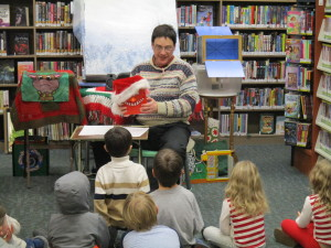 Mr. Dennis will perform his annual Christmas comedy show again this December at our Headlands Branch.