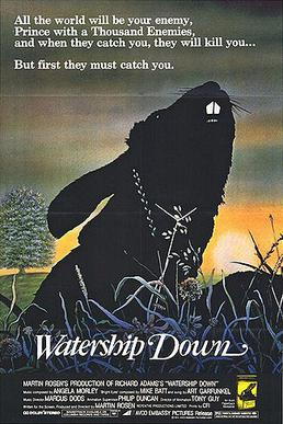 """Stream animated classics like """"Watership Down"""" for free on Kanopy."""