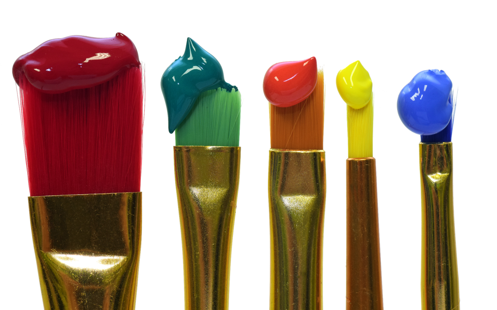 Fresh Colors, our new art club for teens, has its first meeting on Thursday, Feb. 15.