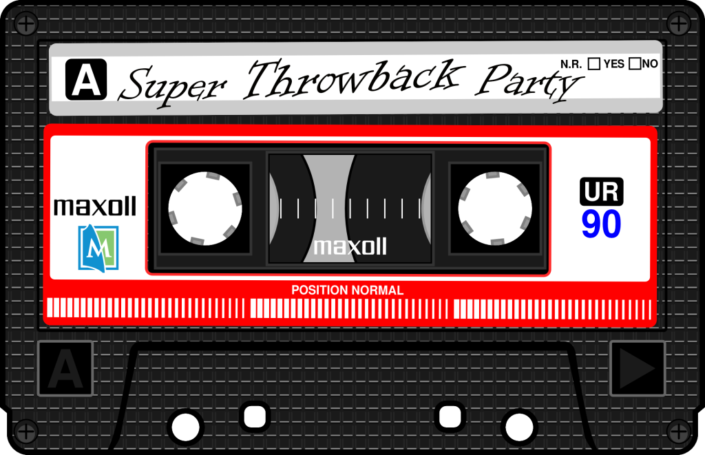 Mentor Public Library is throwing a throwback party for teens at 2:30 p.m. on Saturday, June 30.