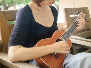 Come to the ukulele party on Sunday, June 24, at Mentor Public Library's Main Branch.