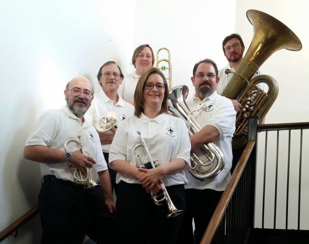 Enjoy a free concert with the Erie Heights Brass Ensemble on Thursday, July 26, at our Read House.