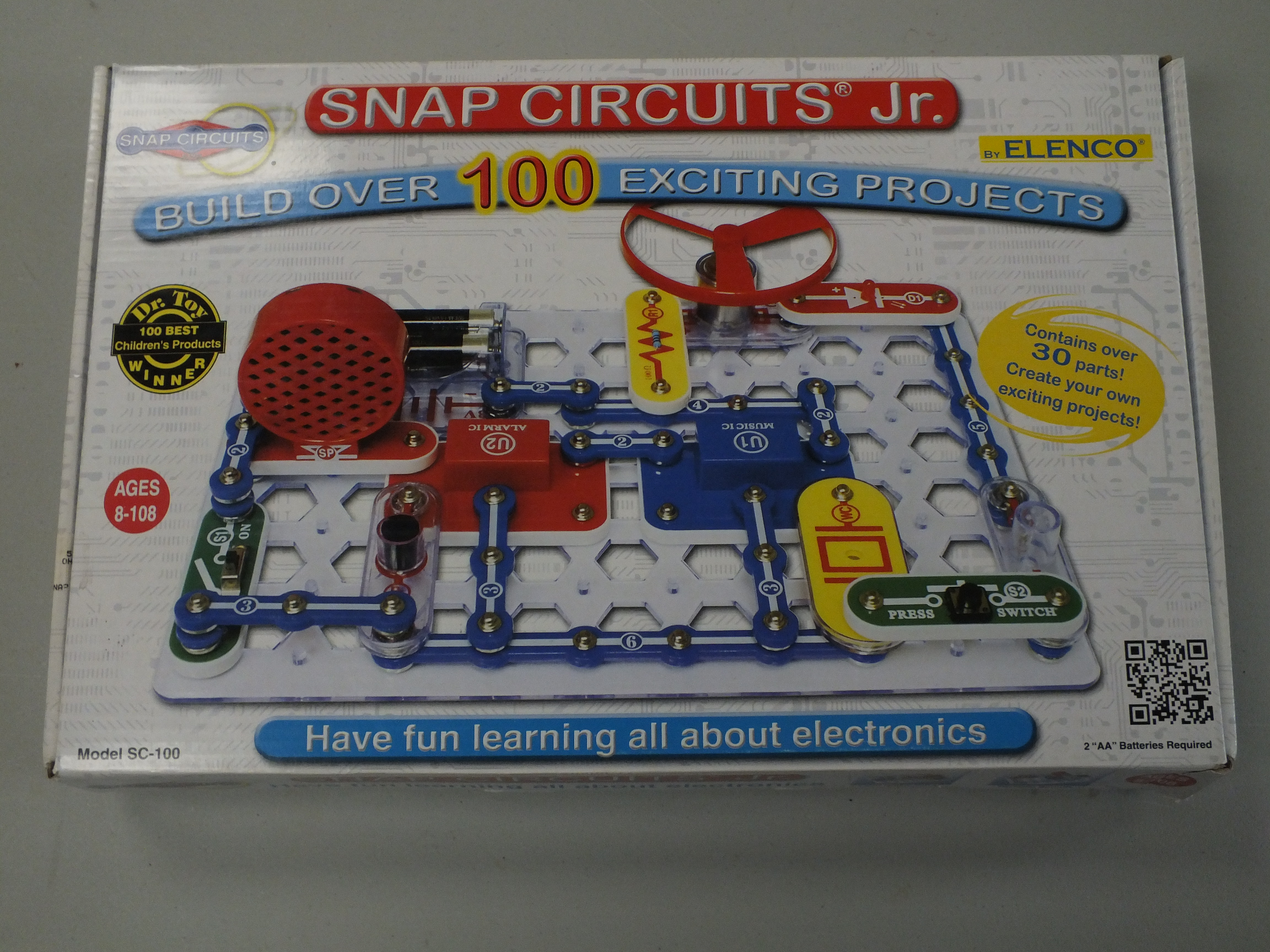 Circulating Steam Kits Mentor Public Library Fun Circuit To Build Description The Next Step Up From Snap Beginner This Set Has Even More Parts And Can Create Over 100 Different Projects
