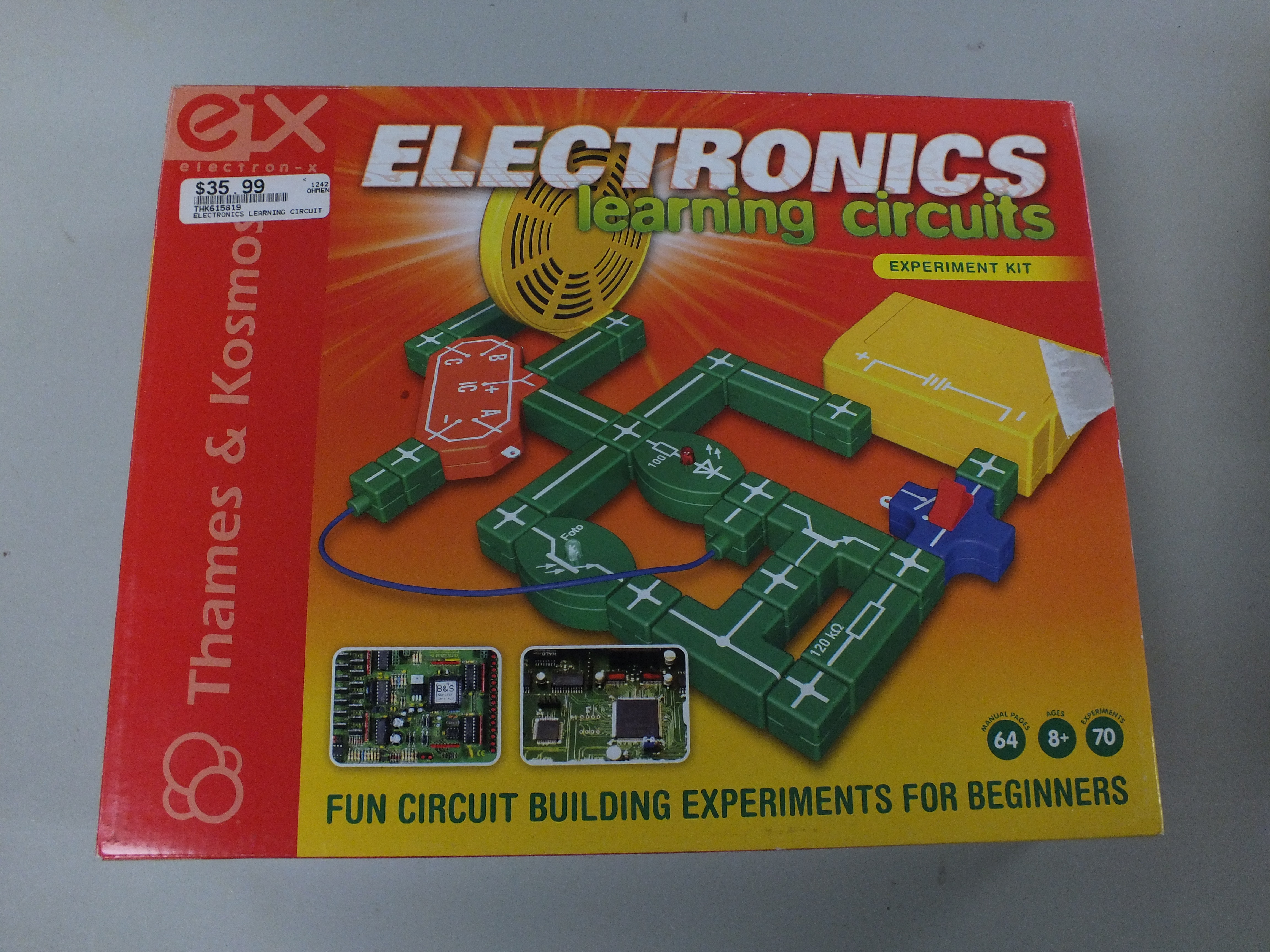 Circulating Steam Kits Mentor Public Library Circuit For Kids Description This Kit Provides Tools And Instructions To Experiment Learn Firsthand How Electronics Work Includes Capacitors Resistors