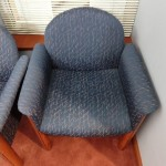 Armchairs: $25