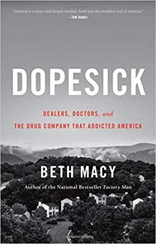 Listen to 'Dopesick' journalist Beth Macy