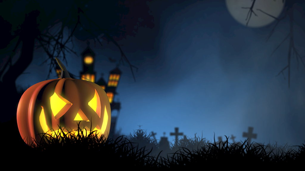 Host your own Halloween film festival for free. All you need is your library card.