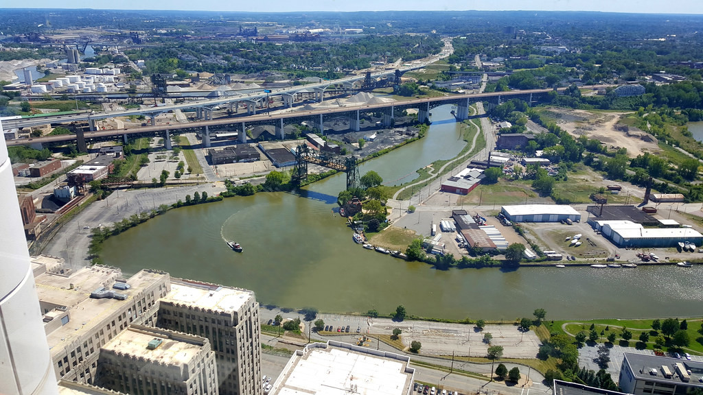 Follow the history of the Cuyahoga River during a special program at Mentor Public Library.