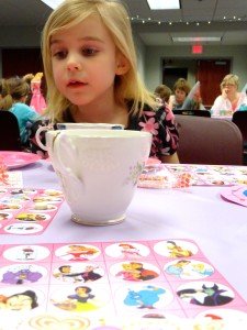 We're throwing a Mother's Day tea party that's perfectly pinkalicious!