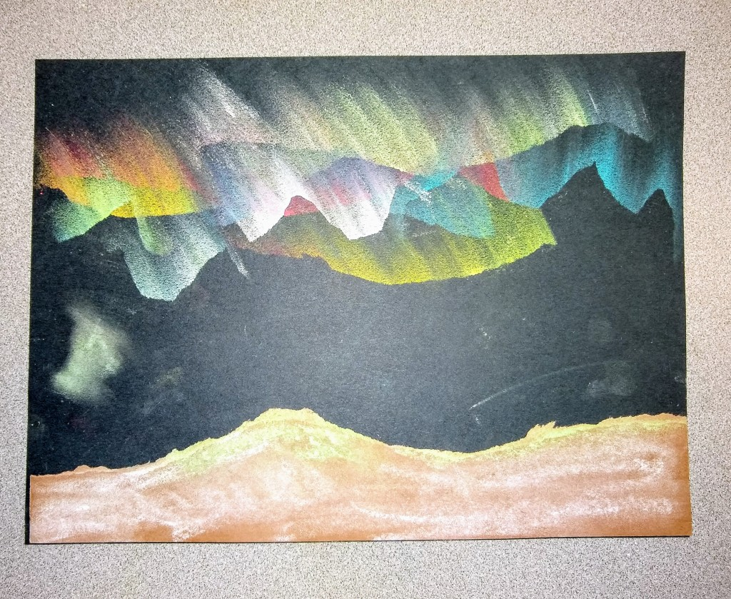 Celebrate this strange and amazing universe with art at our Headlands Branch.