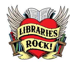 SRP 2018 Libraries Rock