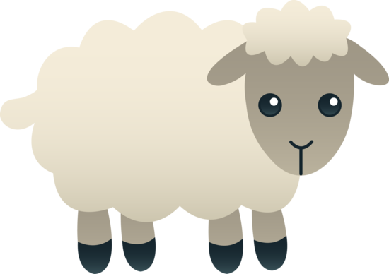 Sheep Cute Mentor Public Library