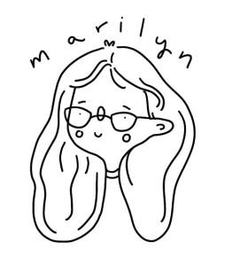 Marilyn Cropped