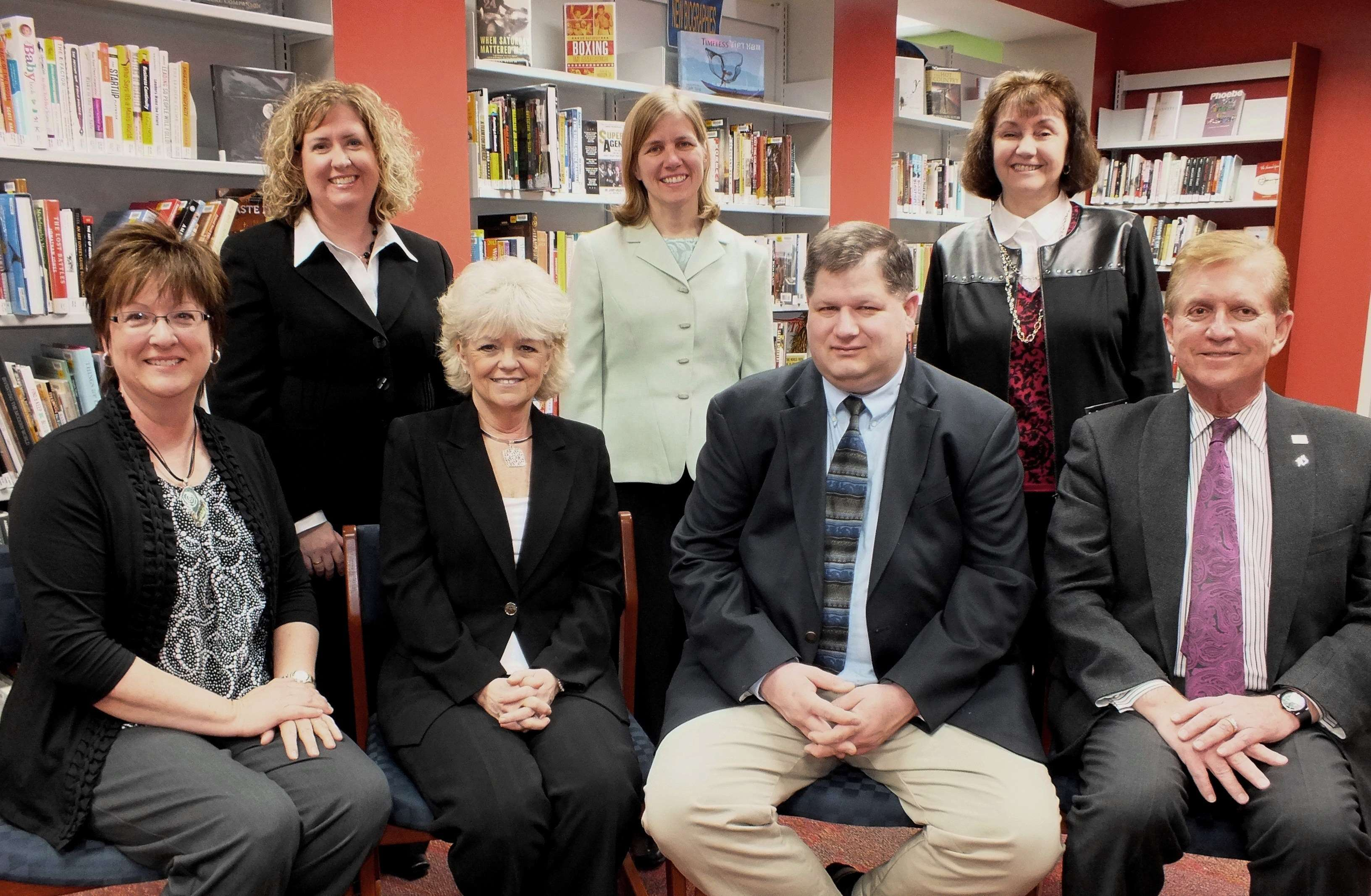Board of Trustees 2013