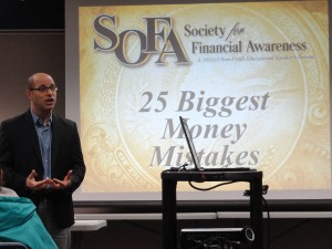 Gregory Berlin from SOFA talks about the most common money mistakes people.
