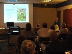 Karen Kennedy talks about botanical folklore.