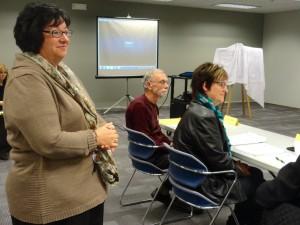 MPL's newest board member, Terri Mervo, introduces herself.