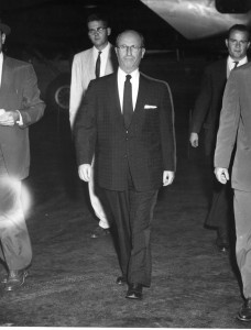 "Frank Brancato was a mainstay of the Cleveland mafia for almost 50 years. His grandson, Frank Monastra, has written the book ""Mafia Street Boss"" about him."