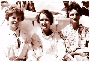 Queens of the Air: Amelia Earhart, Ruth Nichols and Louise Thaden