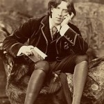 """I am Irish by race but the English have condemned me to talk the language of Shakespeare."" ―Oscar Wilde"