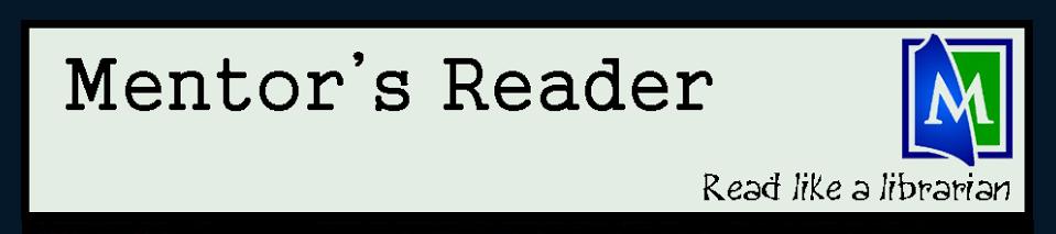 Mentors Reader Logo 2015