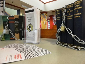 Banned Books Week Mentor Public Library