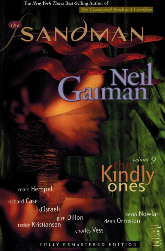 Read Neil Gaiman's Sandman and more for free on Hoopla