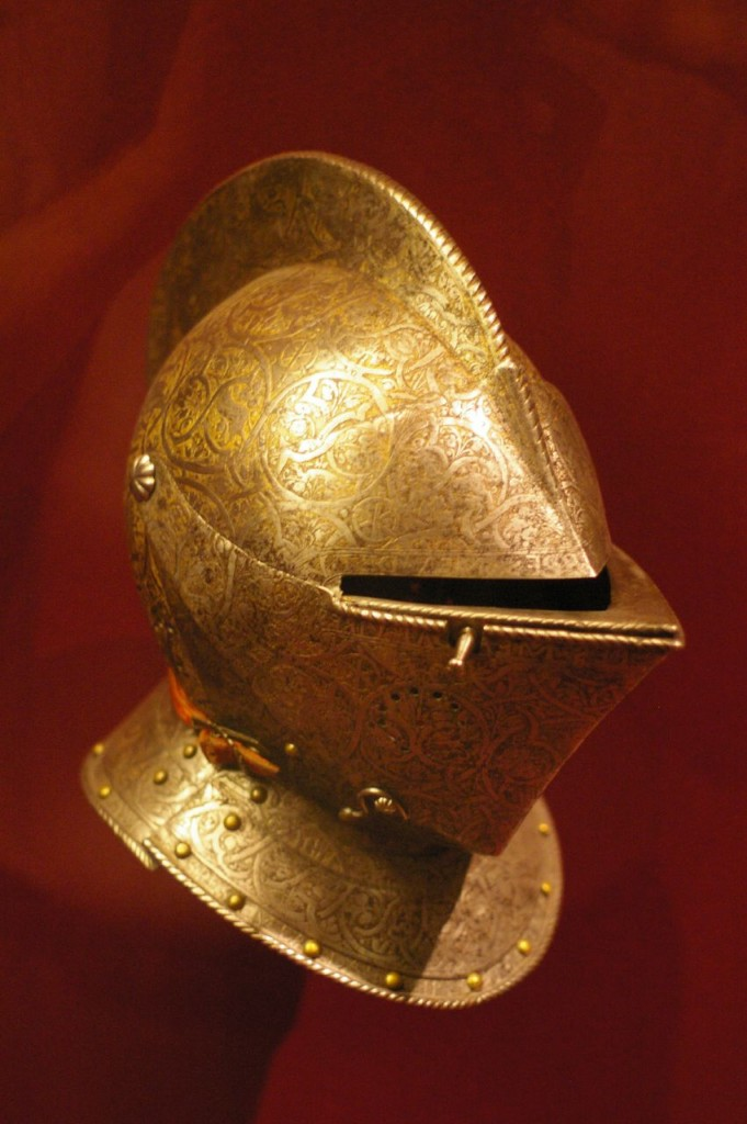 Kids will be able to see armor up close during the Cool Knights program at Mentor Library.